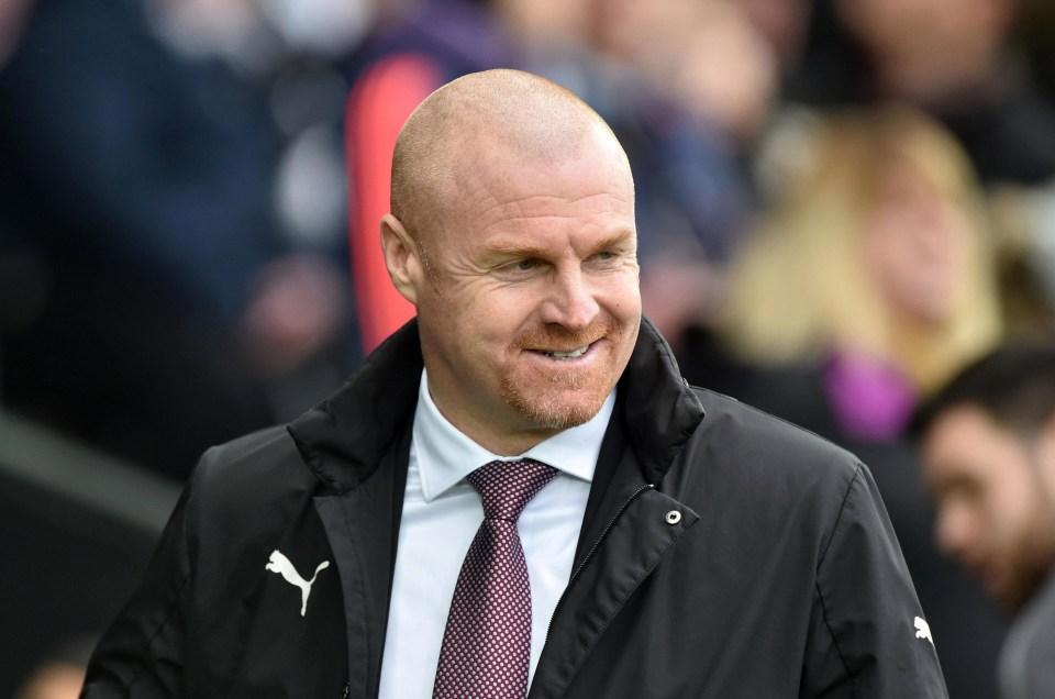 Burnley boss Sean Dyche is believed to be keen on bringing Michael Keane back to Turf Moor