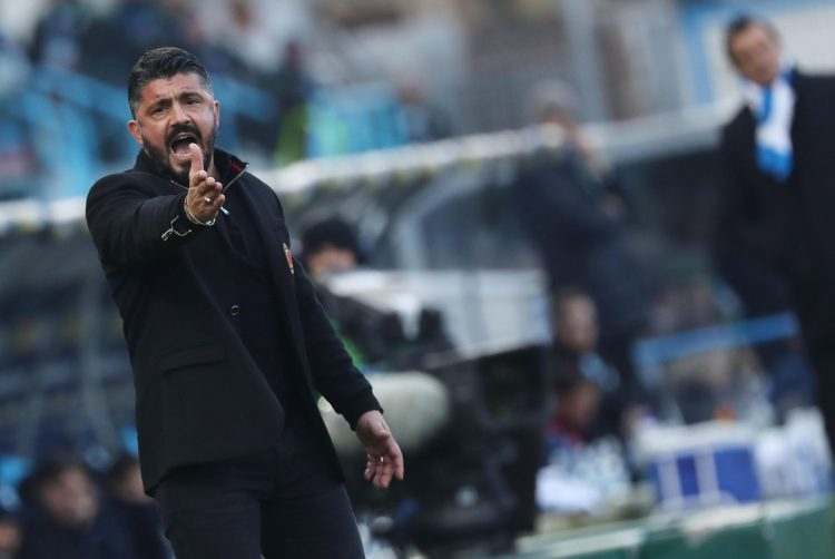 Restores a level of style to the San Siro touchline