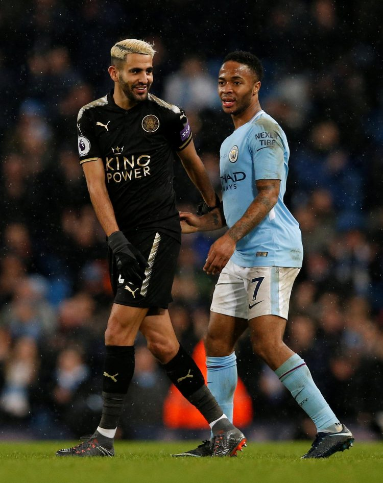 Would Mahrez have actually replaced Sterling?