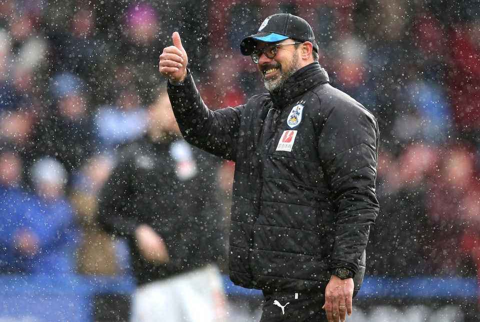 The lucky penis came through again for David Wagner's troops
