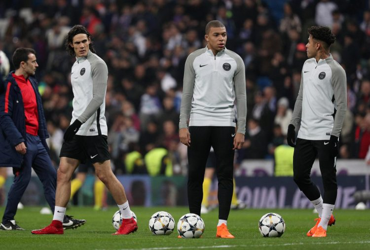 The most expensive trio in football