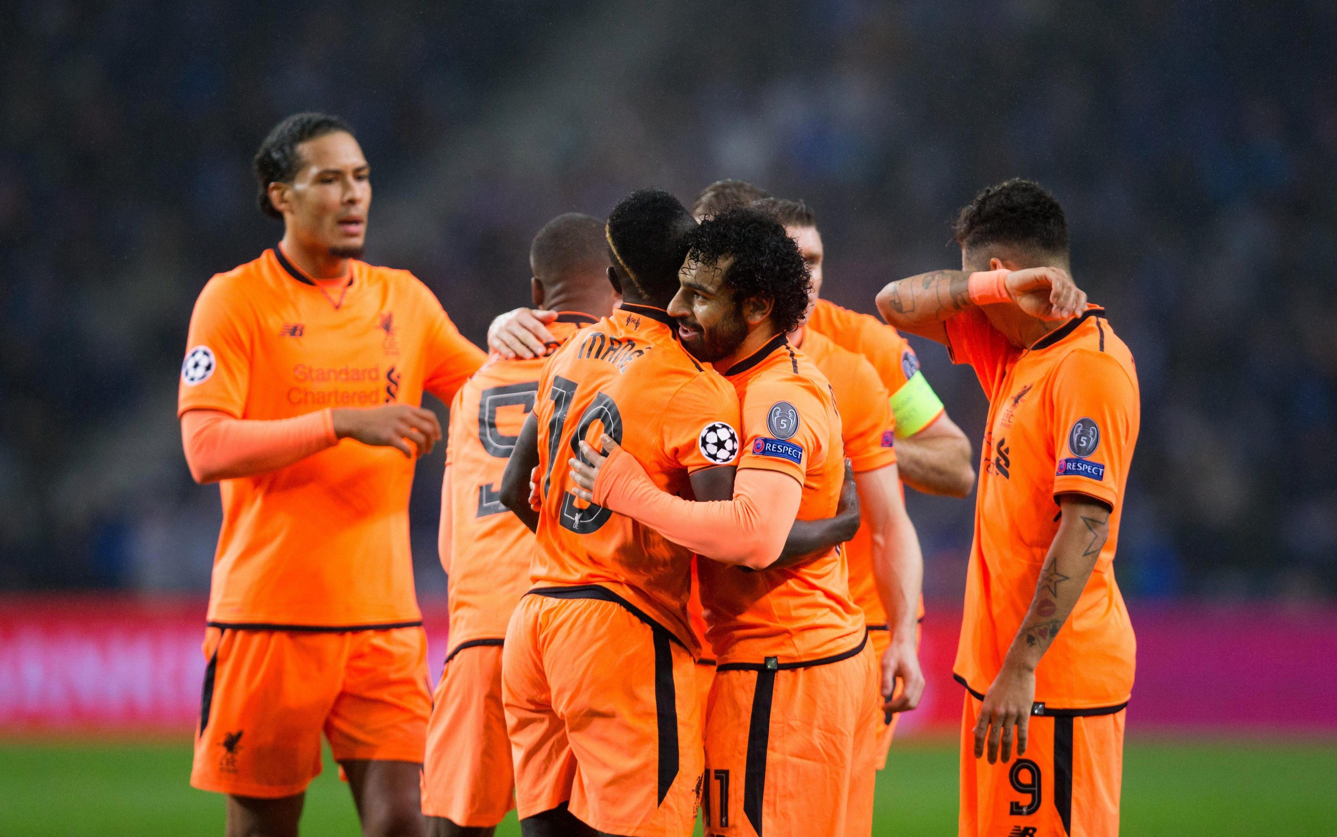 Liverpool ripped Porto to shreds