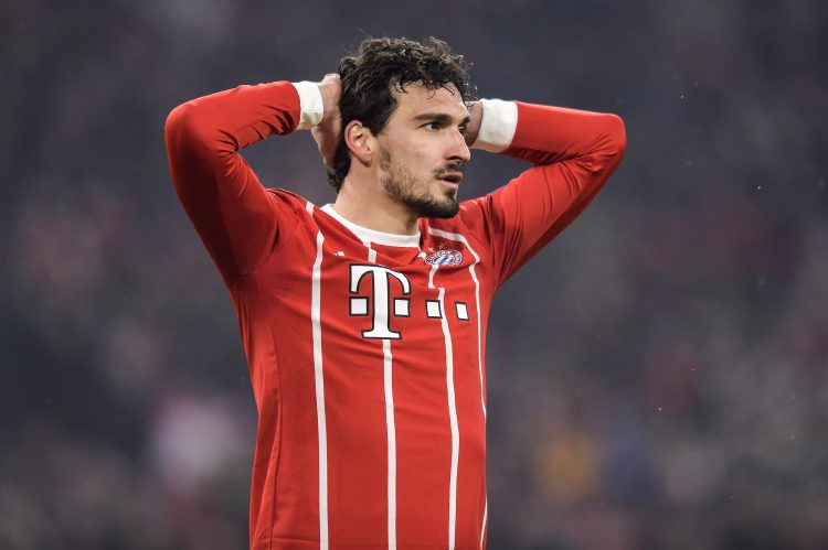 Don't look sad Mats, you can have as many Bundesliga titles as you want now