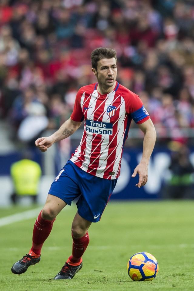 Gabi was team-mates with Herrera at Zaragoza