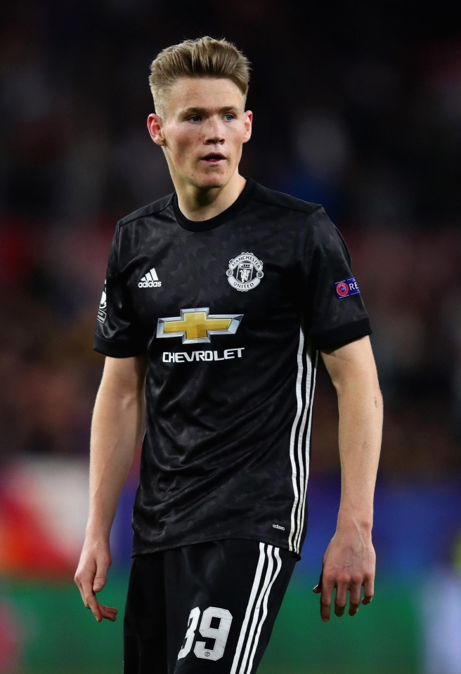 Full credit to McTominay – he's given his all