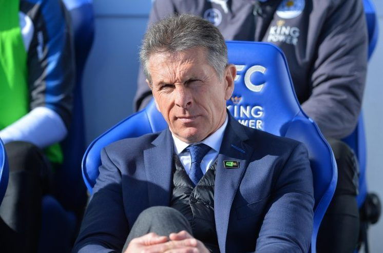 This face is Puel's maximum level of angry