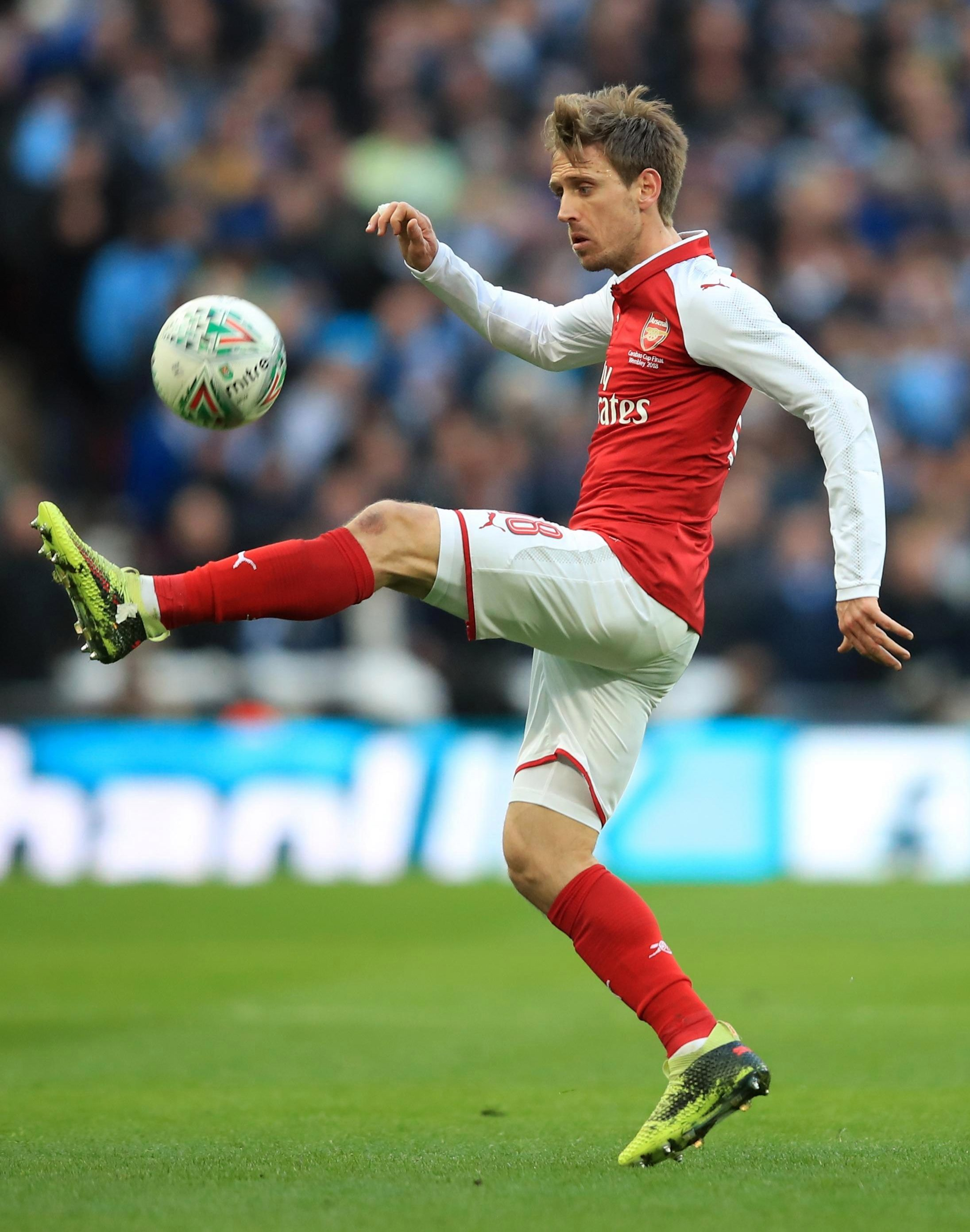 Monreal can be proud of his efforts this season