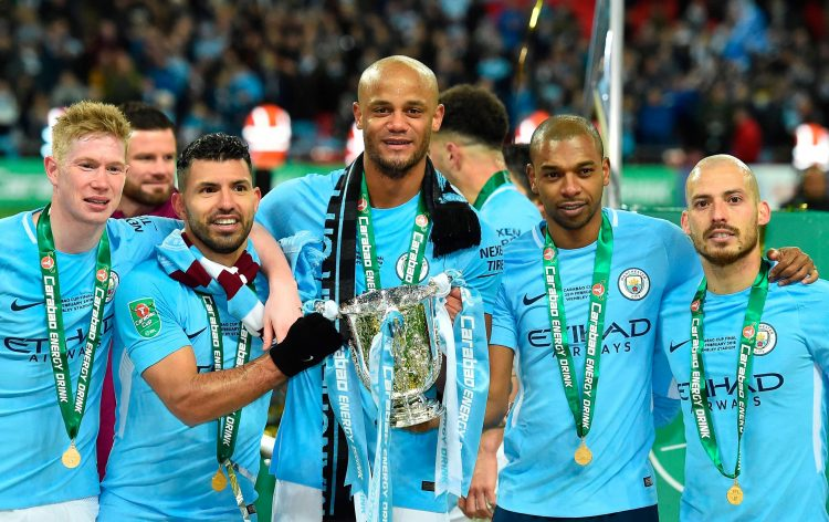 David Silva was clearly overjoyed to win the trophy