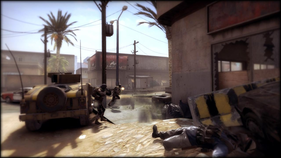 Sandstorm could well be a contender for first-person shooter of the year