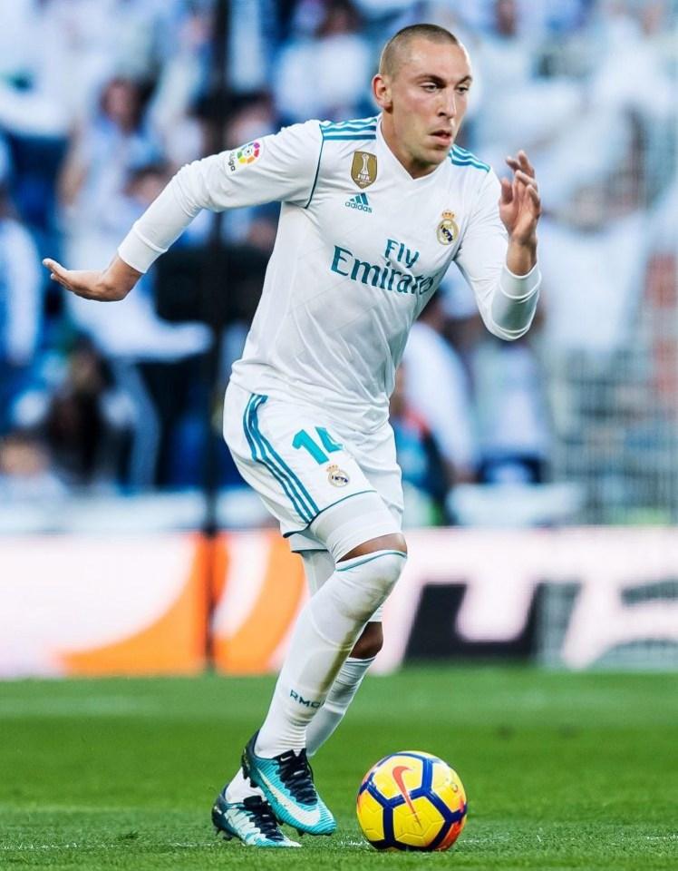 Made for Madrid
