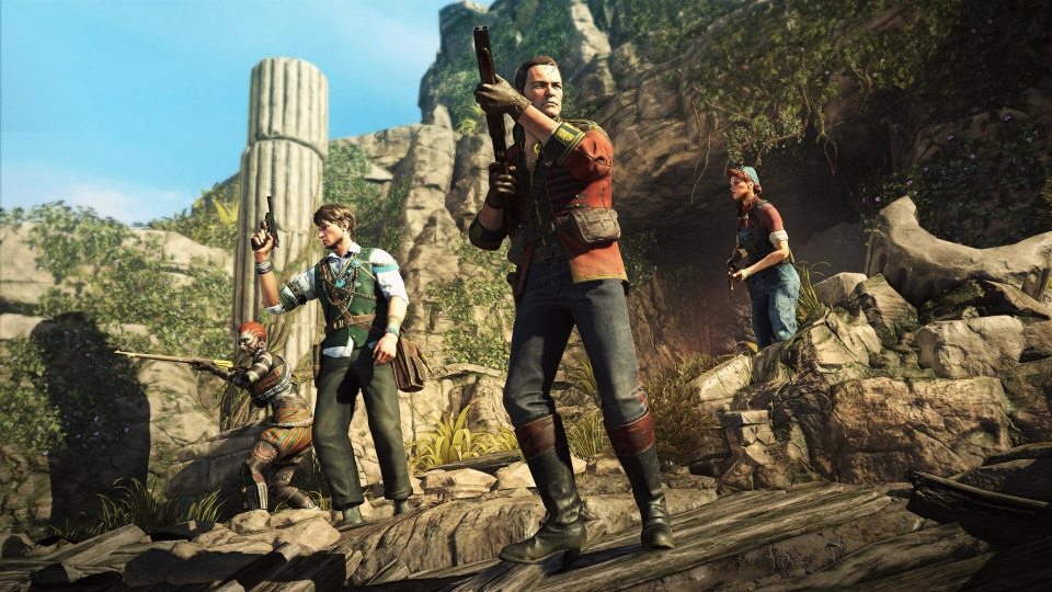 Strange Brigade is the latest title from Rebellion – the team behind the outstanding (and ultra-violent) Sniper Elite 4