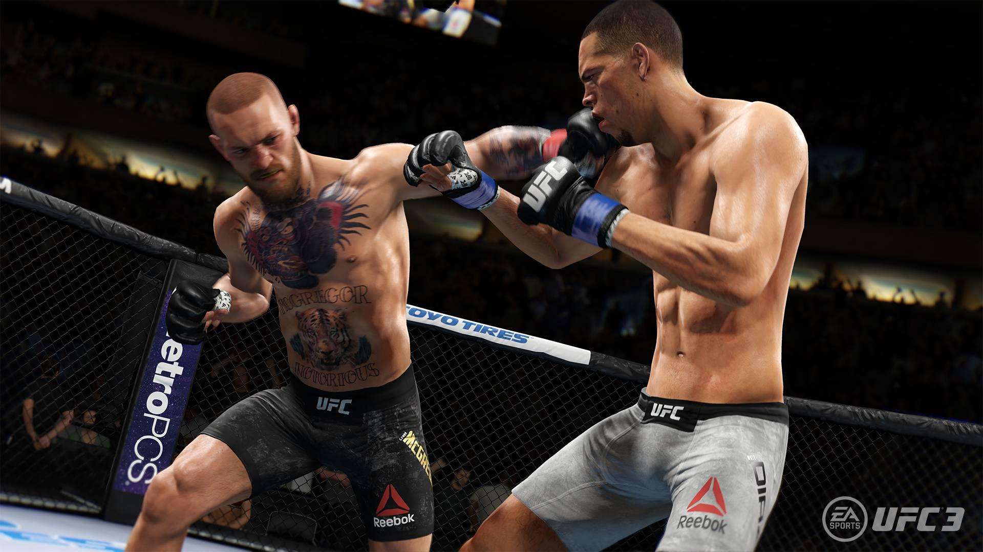 McGregor is super quick one the game – and deals massive damage if you don't keep your guard up