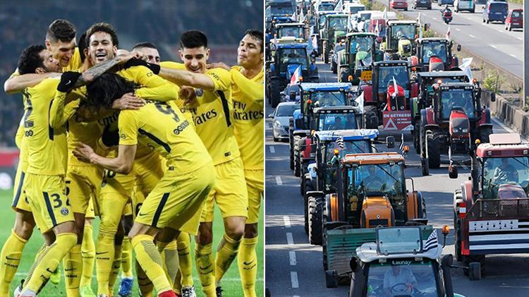 The Reason Psg S Game Might Be Cancelled Shows Ligue 1