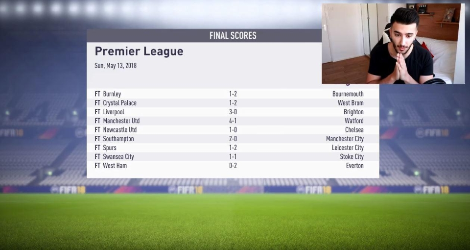 FIFA 18: Can you lose the title after celebrating winning it