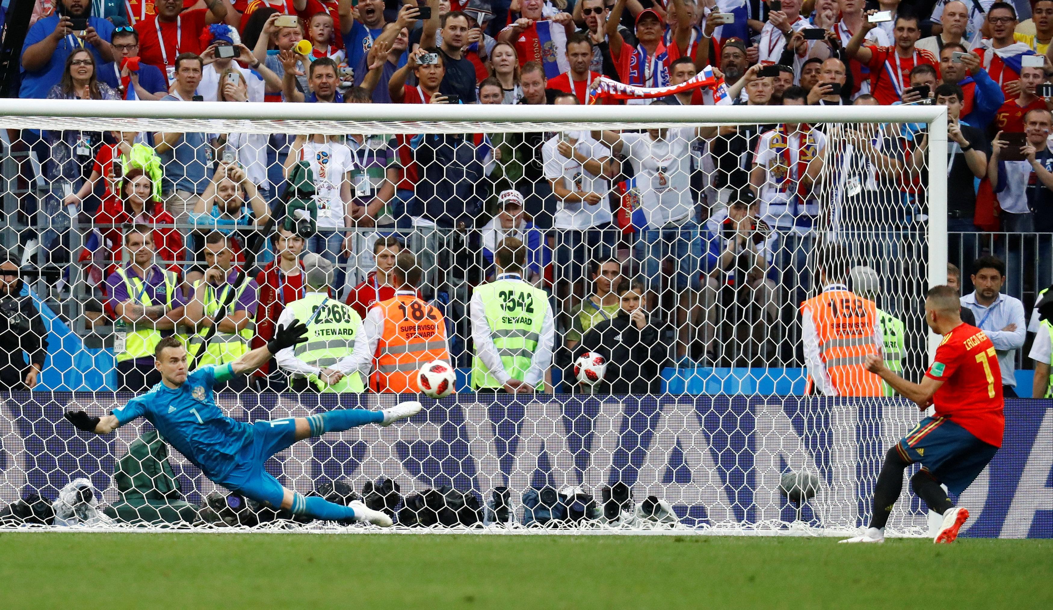 Unlikely to to be on penalties…