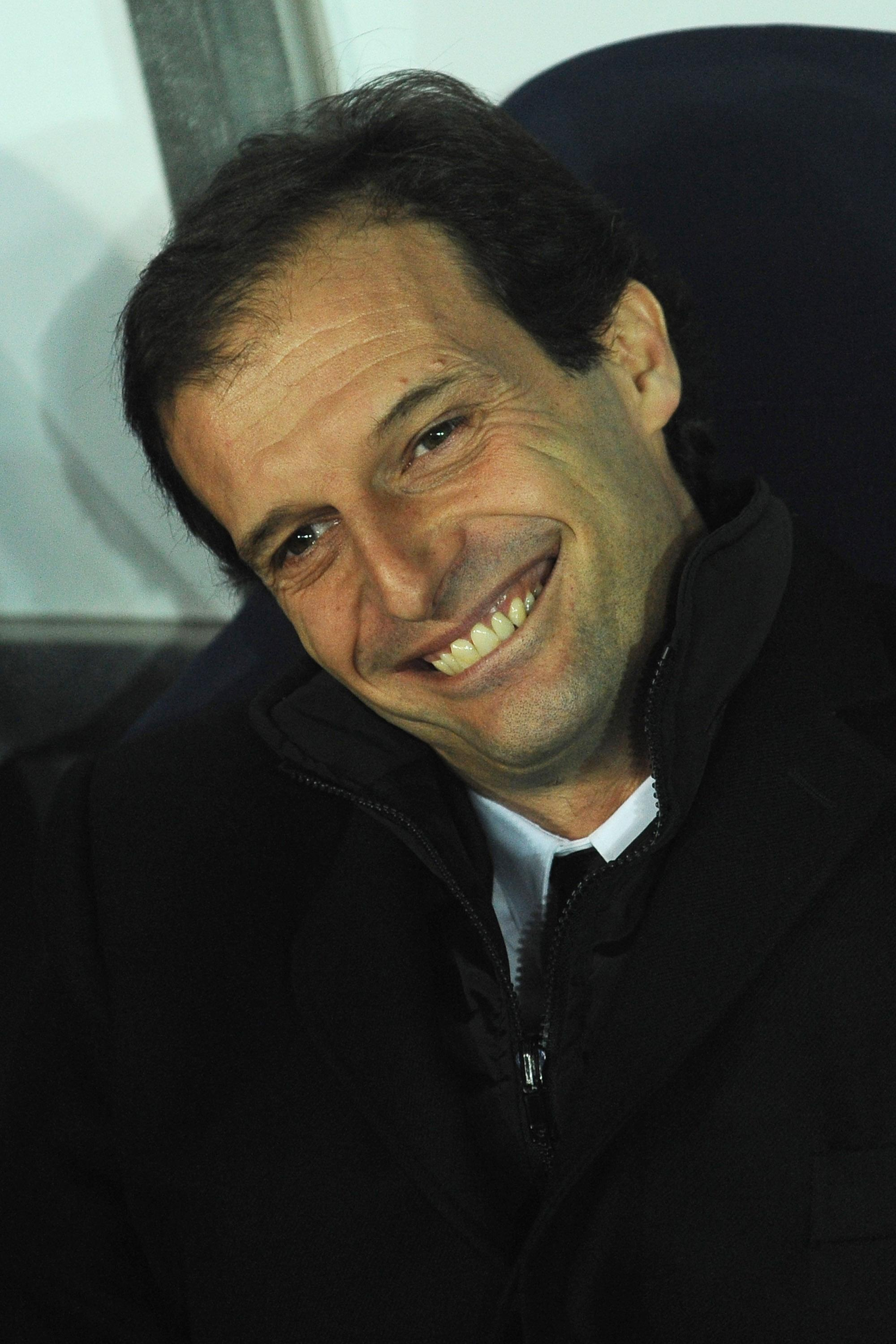 Oh yeah, Allegri was managing Milan at the time… nearly forgot to mention that