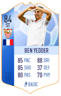 His TOTGS card