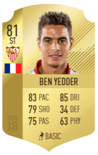 Yedder's base card