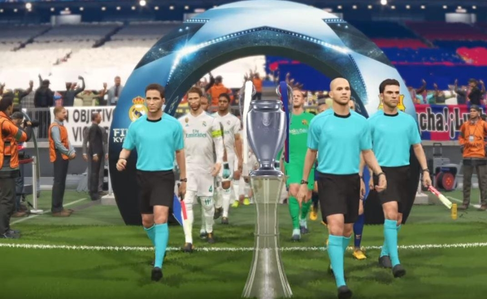 The deal between UEFA and Konami is set to expire this year