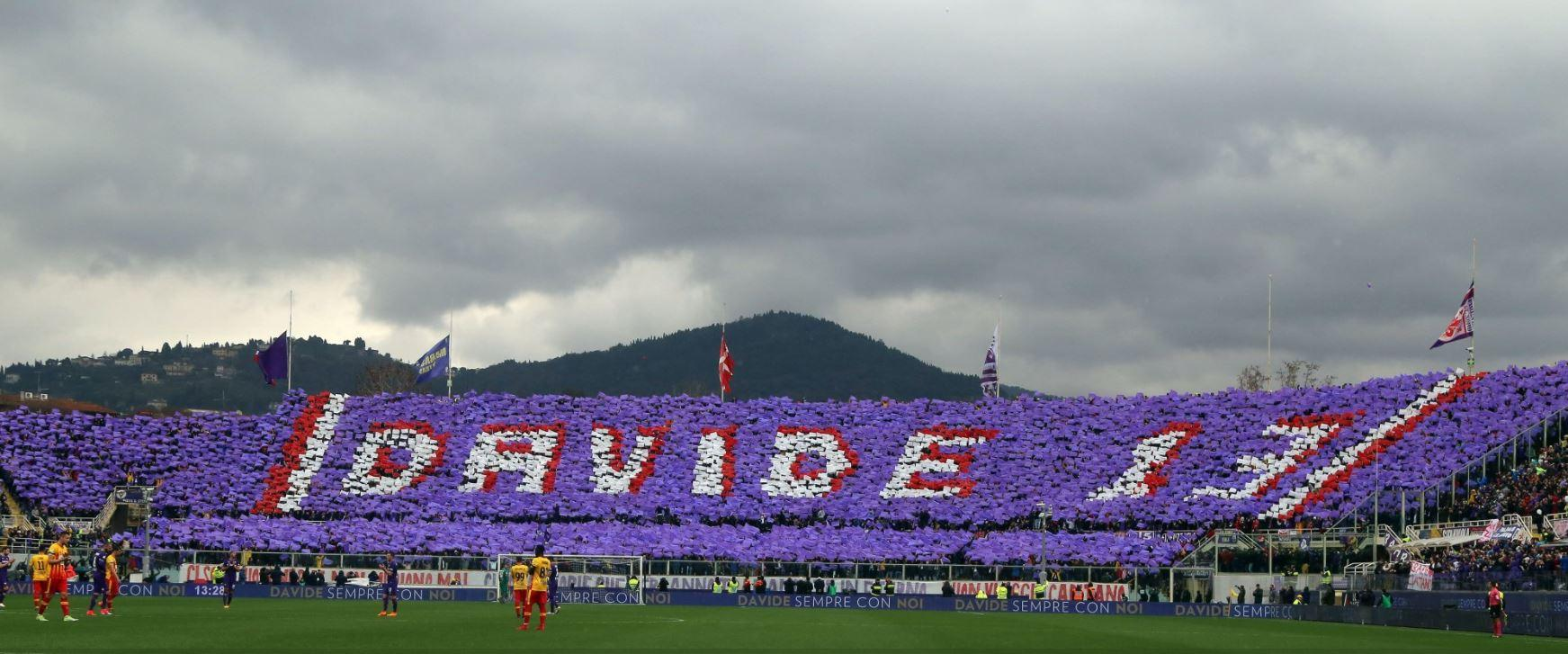 Fans pay tribute to their hero