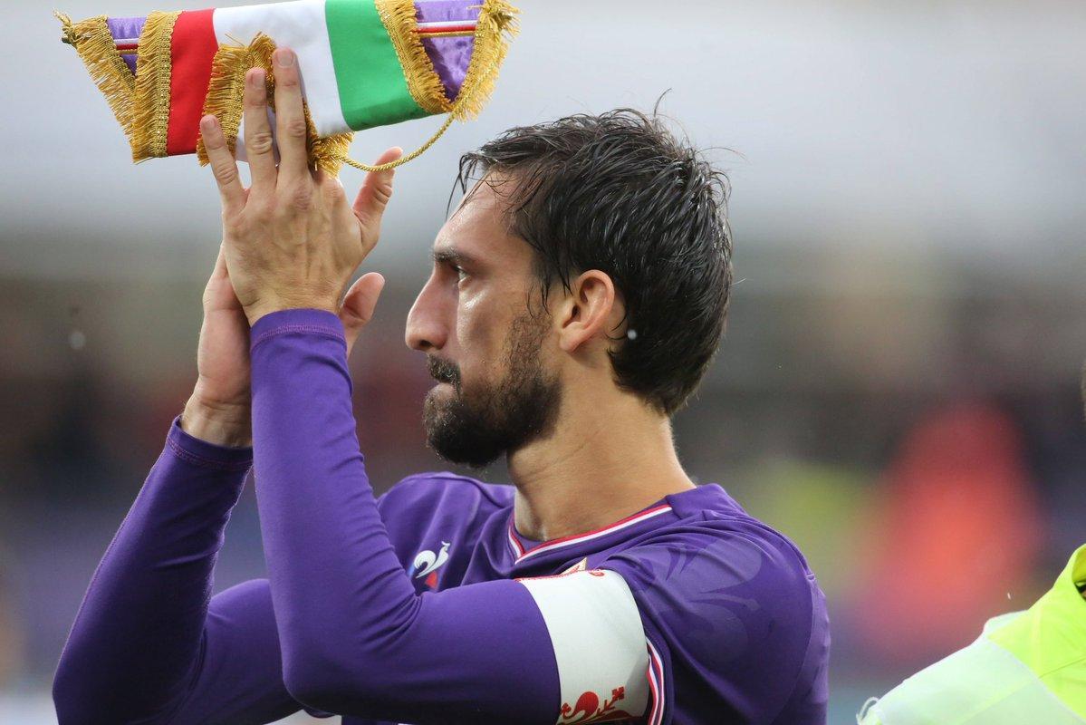 Italian football in shock as Fiorentina captain Davide ...