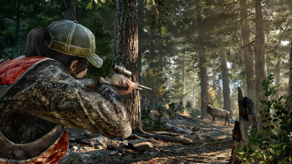 Fancy a spot of hunting?