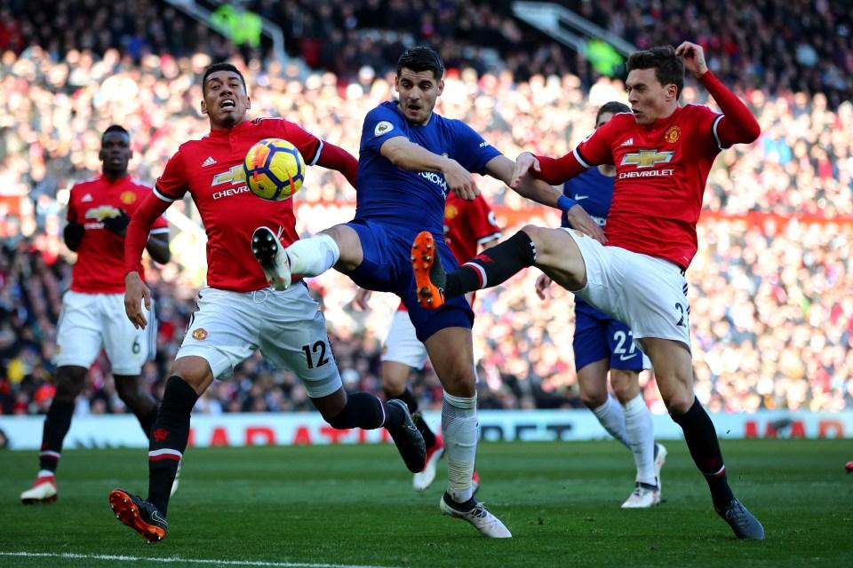 His performance against Chelsea last week was rather good