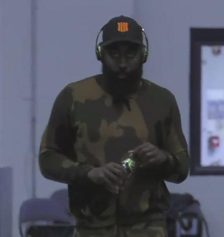 0a061aaee51 ... James Harden was seen sporting a cap with the Black Ops logo – which  sent media into a frenzy. 7
