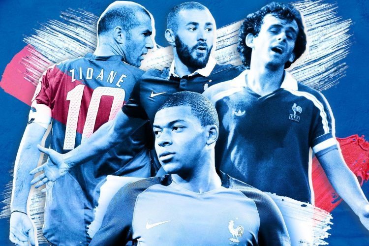 uk availability 5d51e c090b Kylian Mbappe has been handed the number 10 shirt for France ...