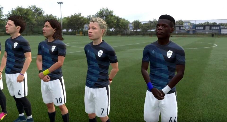 FIFA 17 had a kid mod too