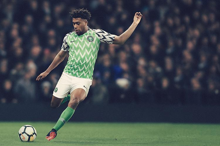 The Nigeria kit is a good enough excuse to get them on the game