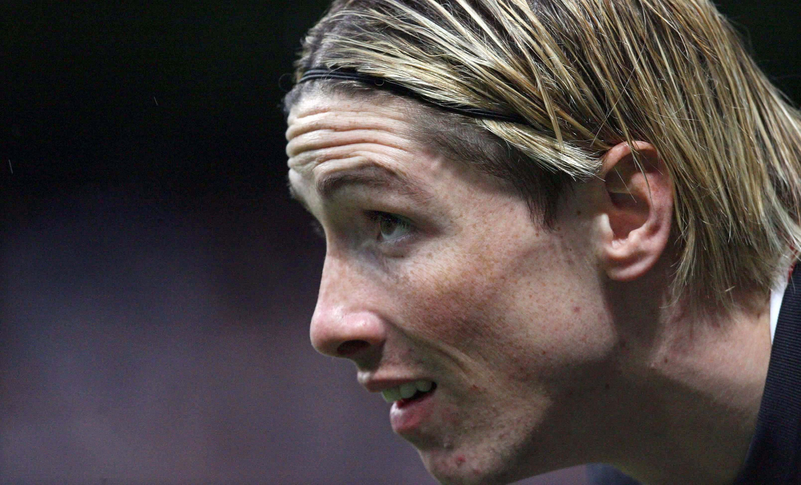 There was something not quite right with Torres in his last season at Liverpool
