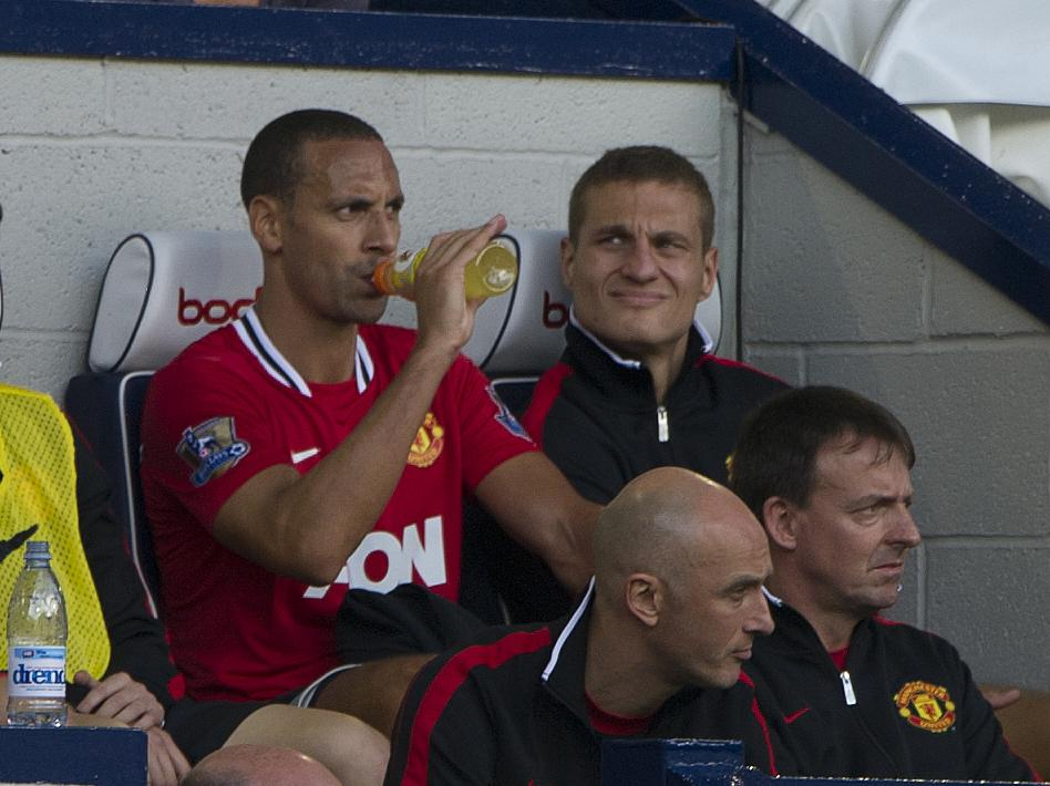 Persistent injury problems kept them out of United's first-team in their latter seasons