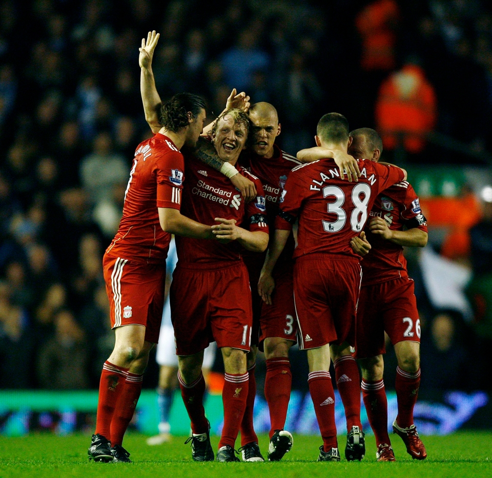 Hero at Anfield