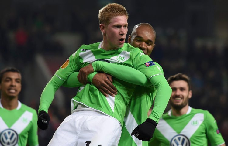 best service a483b a43e6 Is Man City's Kevin De Bruyne better than Wolfsburg's Kevin ...