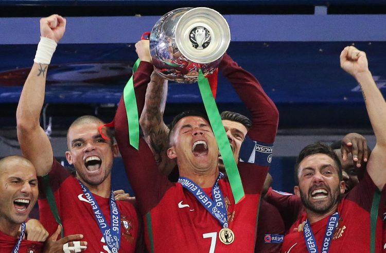 It's not ALL about you Cristiano