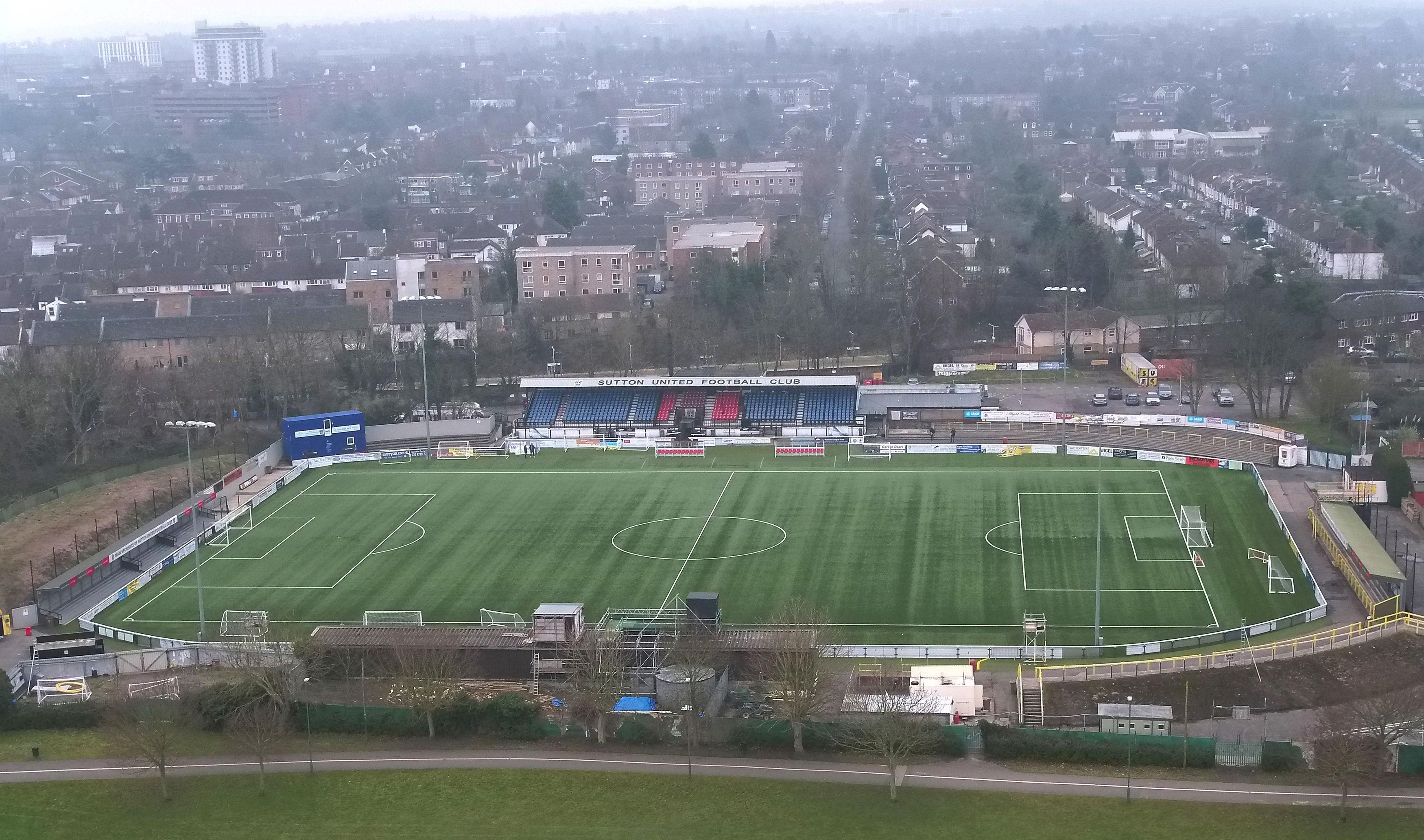 Nice pitch, shame if something were to happen to it