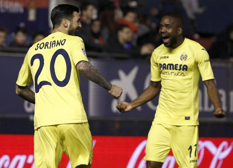 Can we have a moment to appreciate Villarreal's font