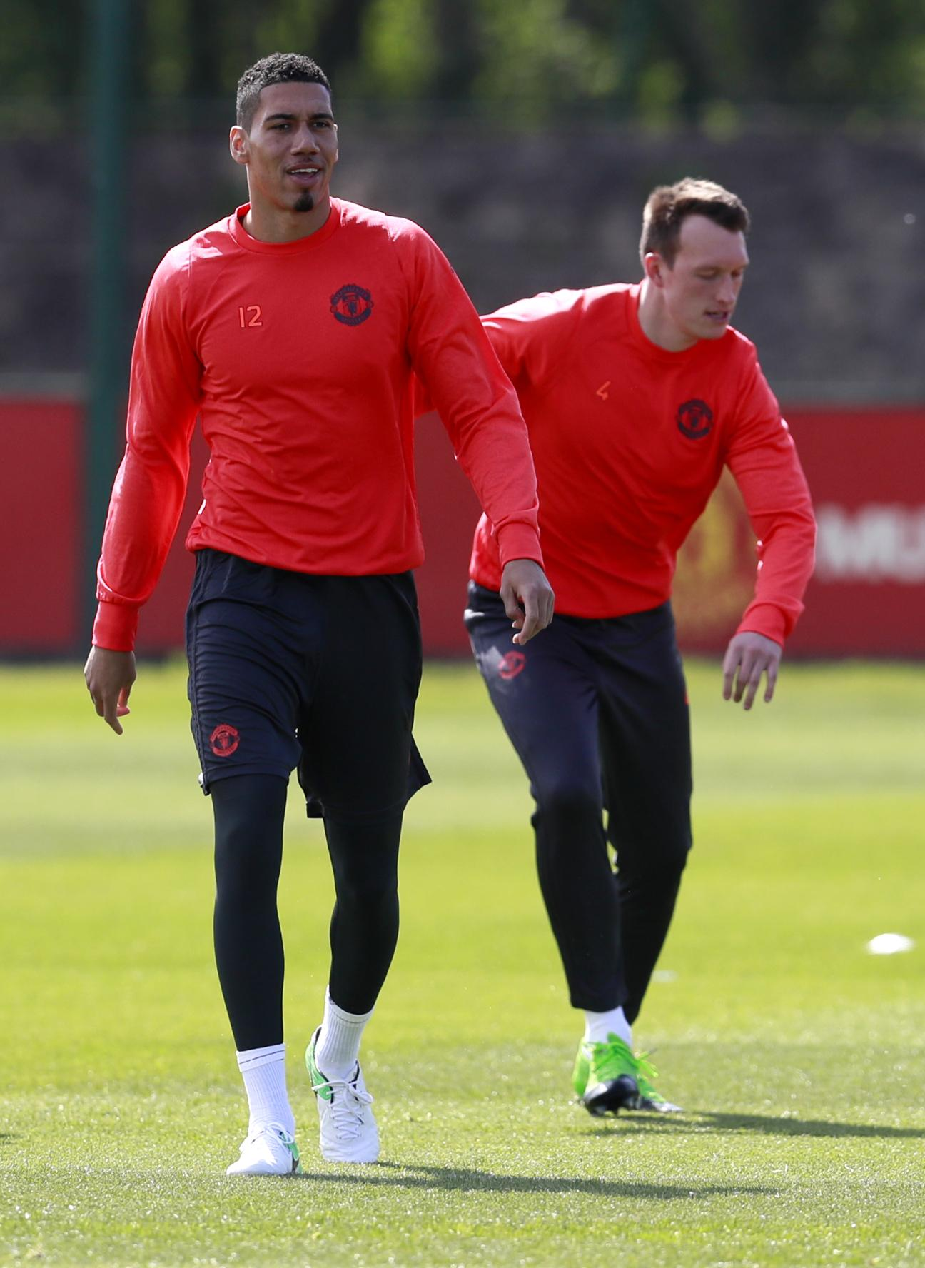 Should we disappointed by the development of Smalling and Jones?