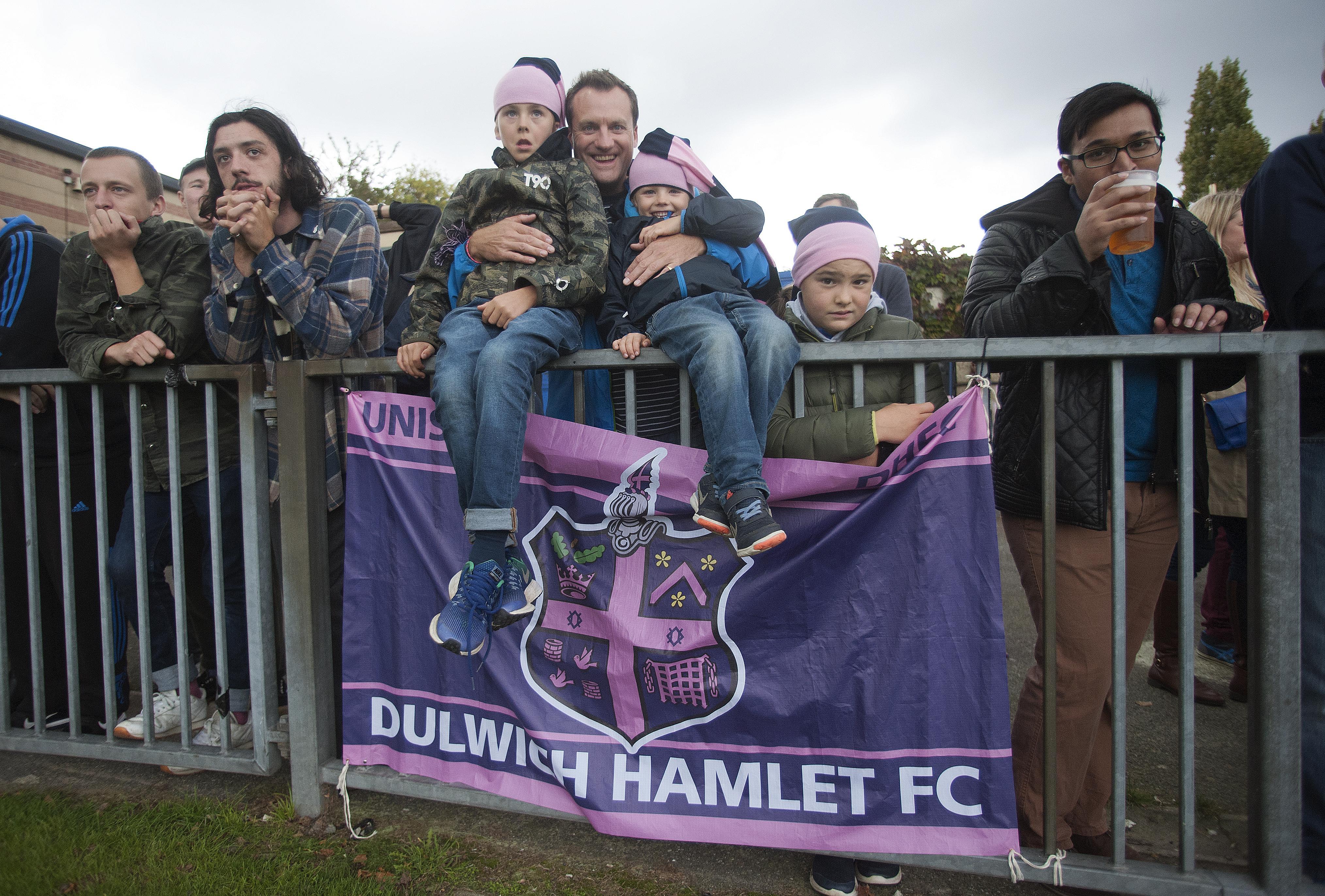 Hamlet fans face a nervous future