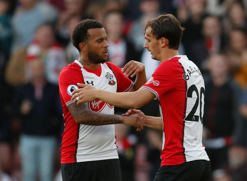 Southampton boast a pretty great squad, despite their position in the table