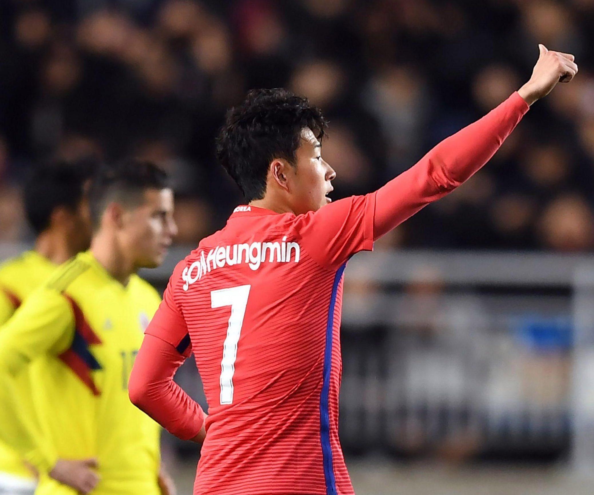 Son Heung-Min will put Poland and Senegal through their paces