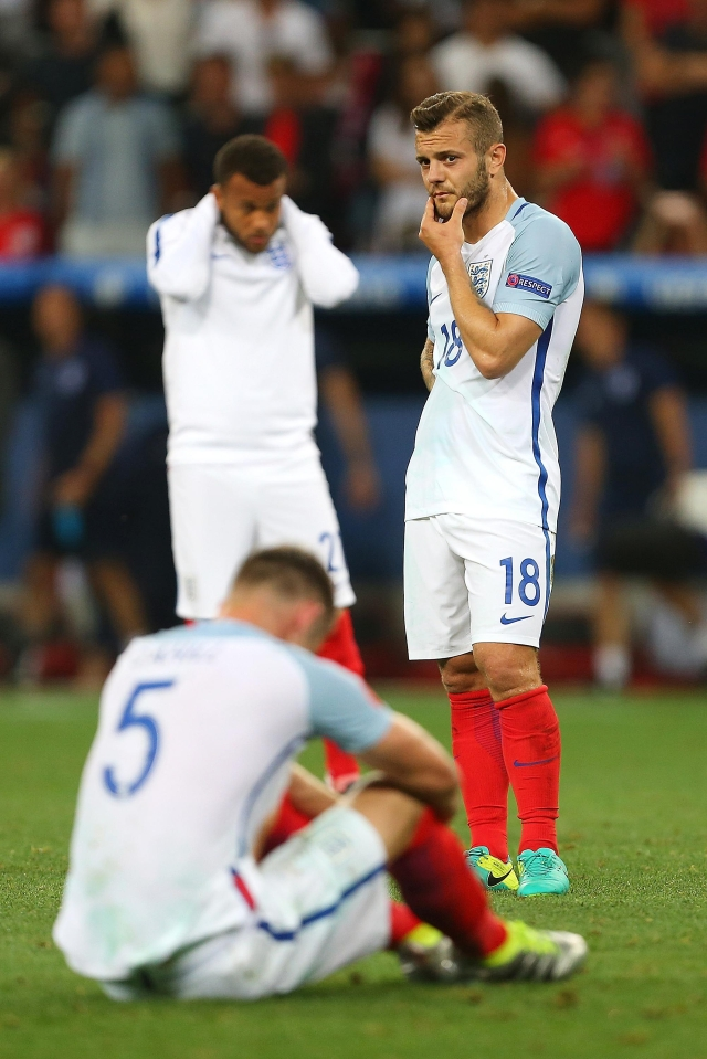 A lot of fans were angry Wilshere made it to France two years ago
