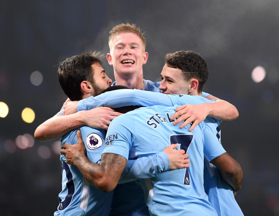Will City ease up and focus on the Champions League or push for the record?