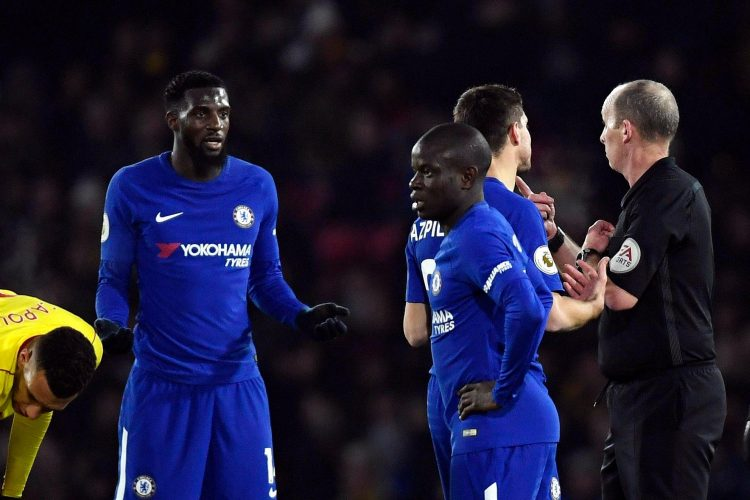 Kante's face says it all
