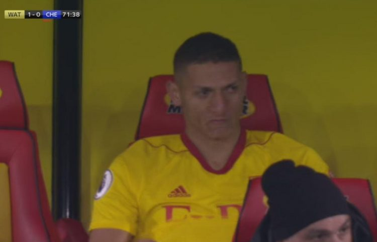 When you find out you've not made the Brazil squad again