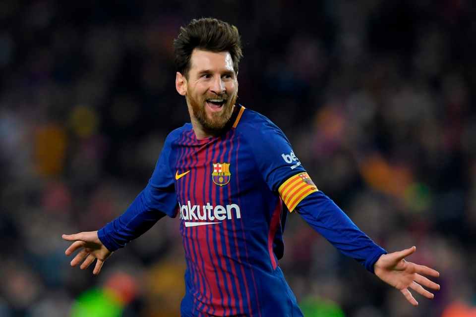 More words about Messi being good? Yep…
