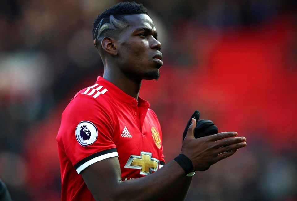 Pogba set United back £89m