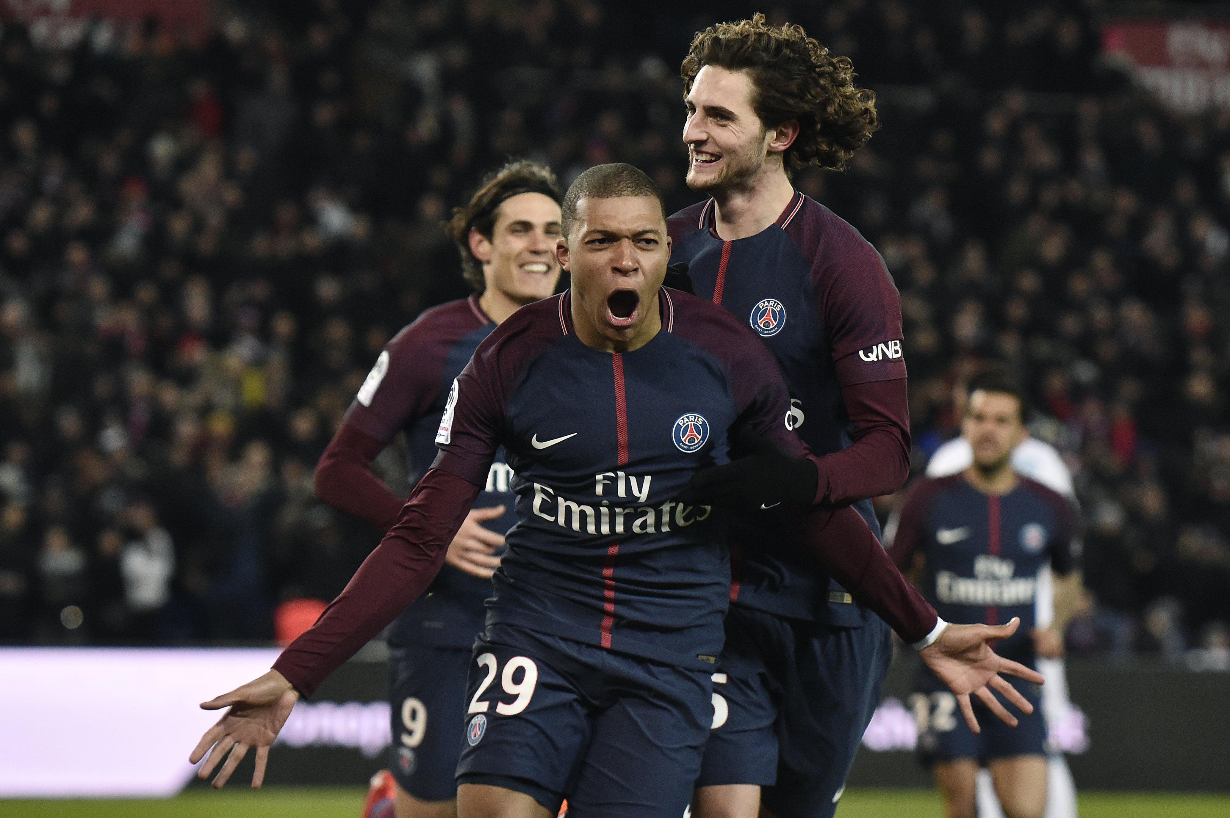 It's been a special season for PSG so far