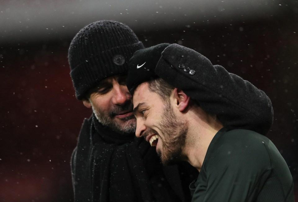 """And then he said, Mkhitaryan!"""